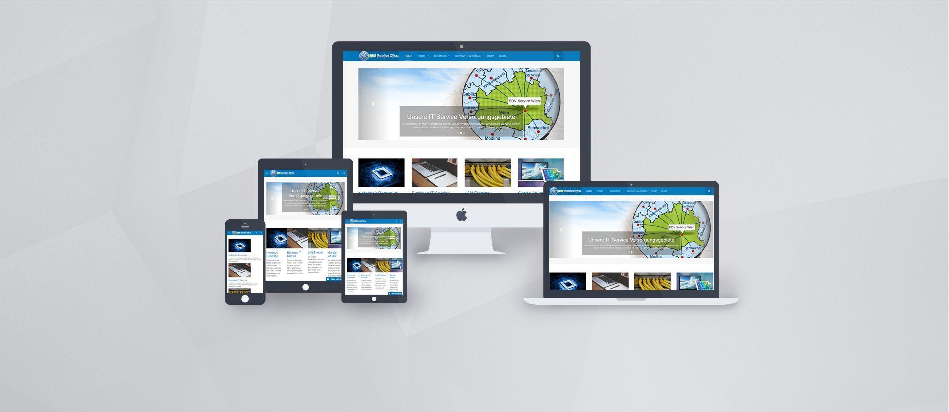 Webdesign - Webseiten Erstellung für Firmen, Institutionen und Vereine