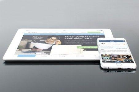 Webseite für StartUp