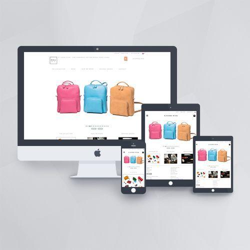 Webdesign - Webshop für R.Horn's mit OXID eSales
