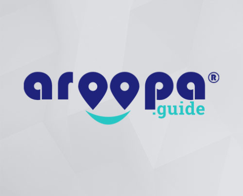 Logo aroopa.guide
