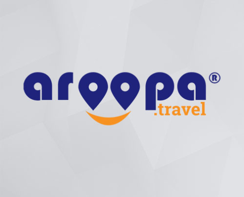 Logo aroopa.travel
